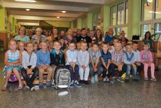 Slavnostní zahájení školního roku 2019-2020